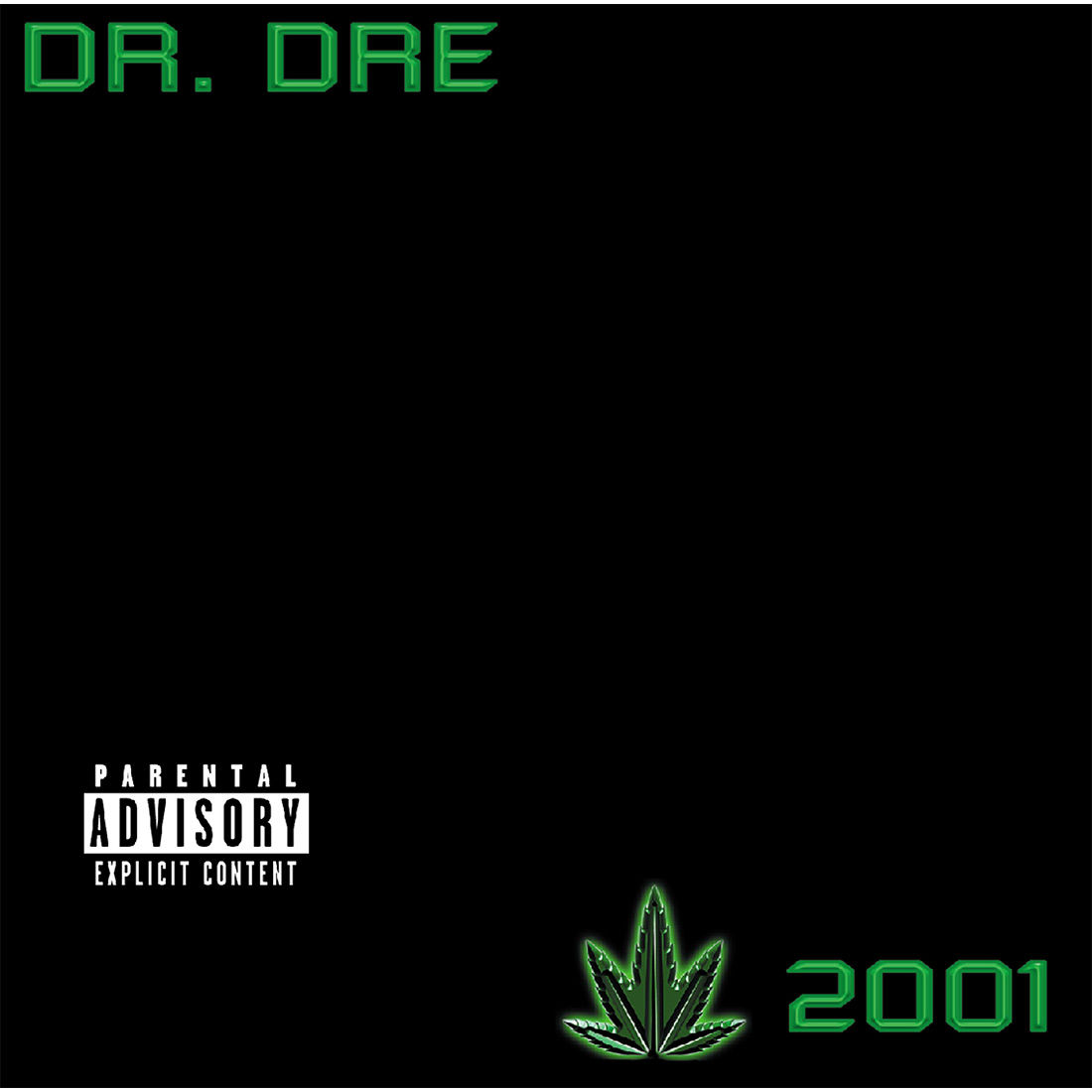 Dr. Dre Chronic 2001 Released 20 Years Ago Today