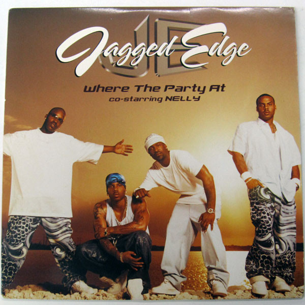 Jagged Edge Where the Party At Featuring Nelly