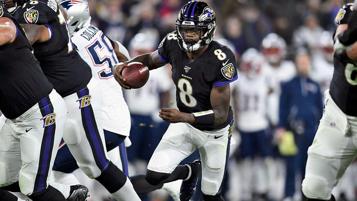 Ravens Hand Patriots First Defeat of Season