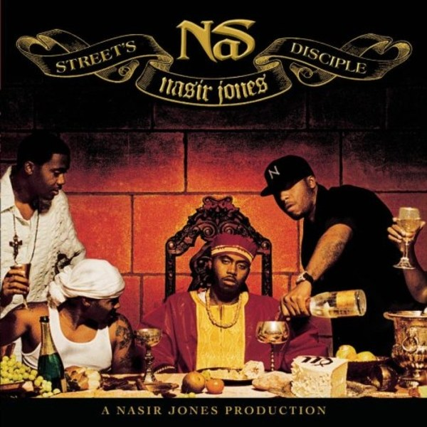 Nas Street's Disciple Released 15 Years Ago