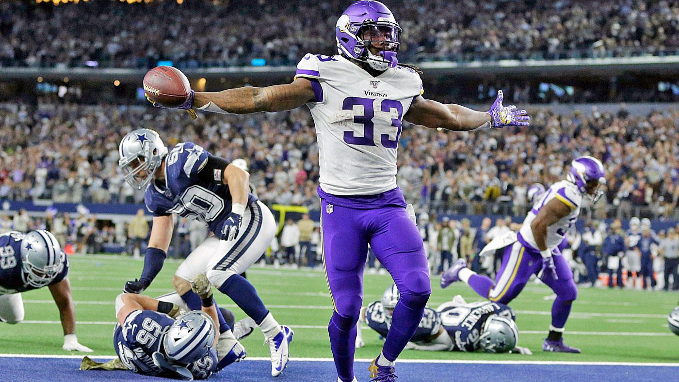 Vikings Edge Cowboys for Sunday Night Win