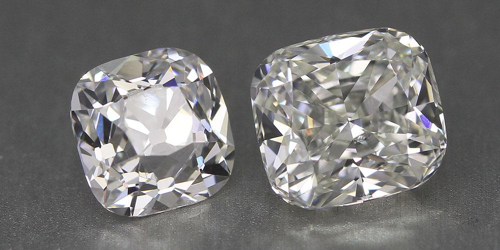 Why Cushion Cut Diamond is an Ideal Cut Diamond for Engagement Ring?