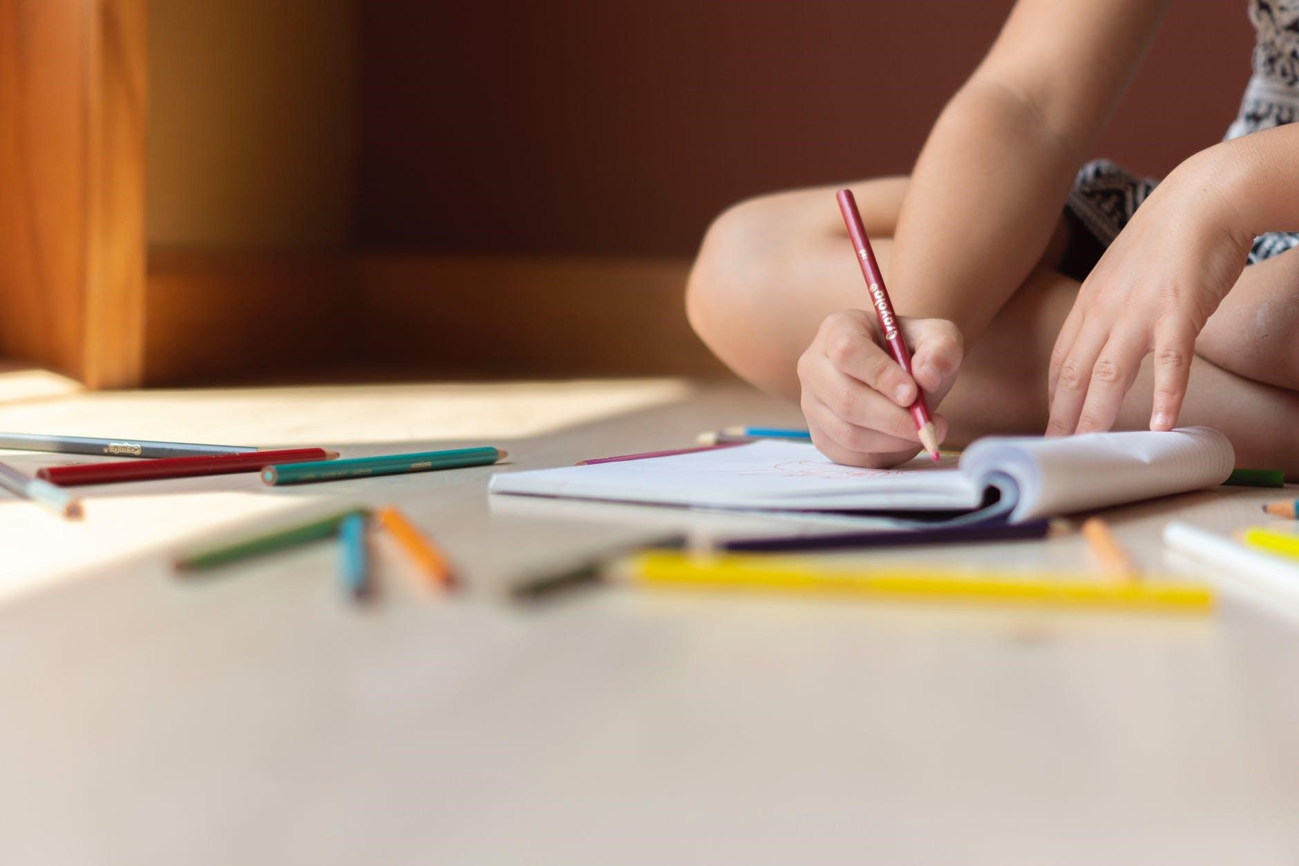 The Right Way To Encourage Creativity In Your Kids