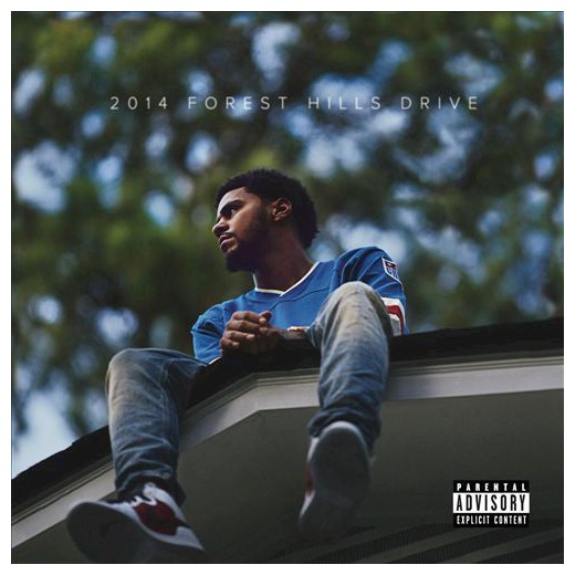 2014 Forest Hill Drive from J. Cole Released 5 Years Ago