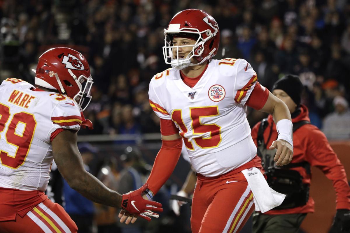 Kansas City Chiefs Beat Bears As Defense Dominates