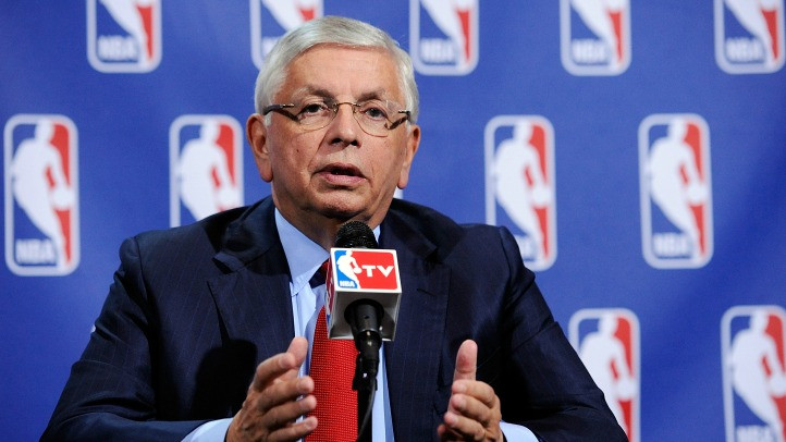 Former NBA Commissioner David Stern Passes Away
