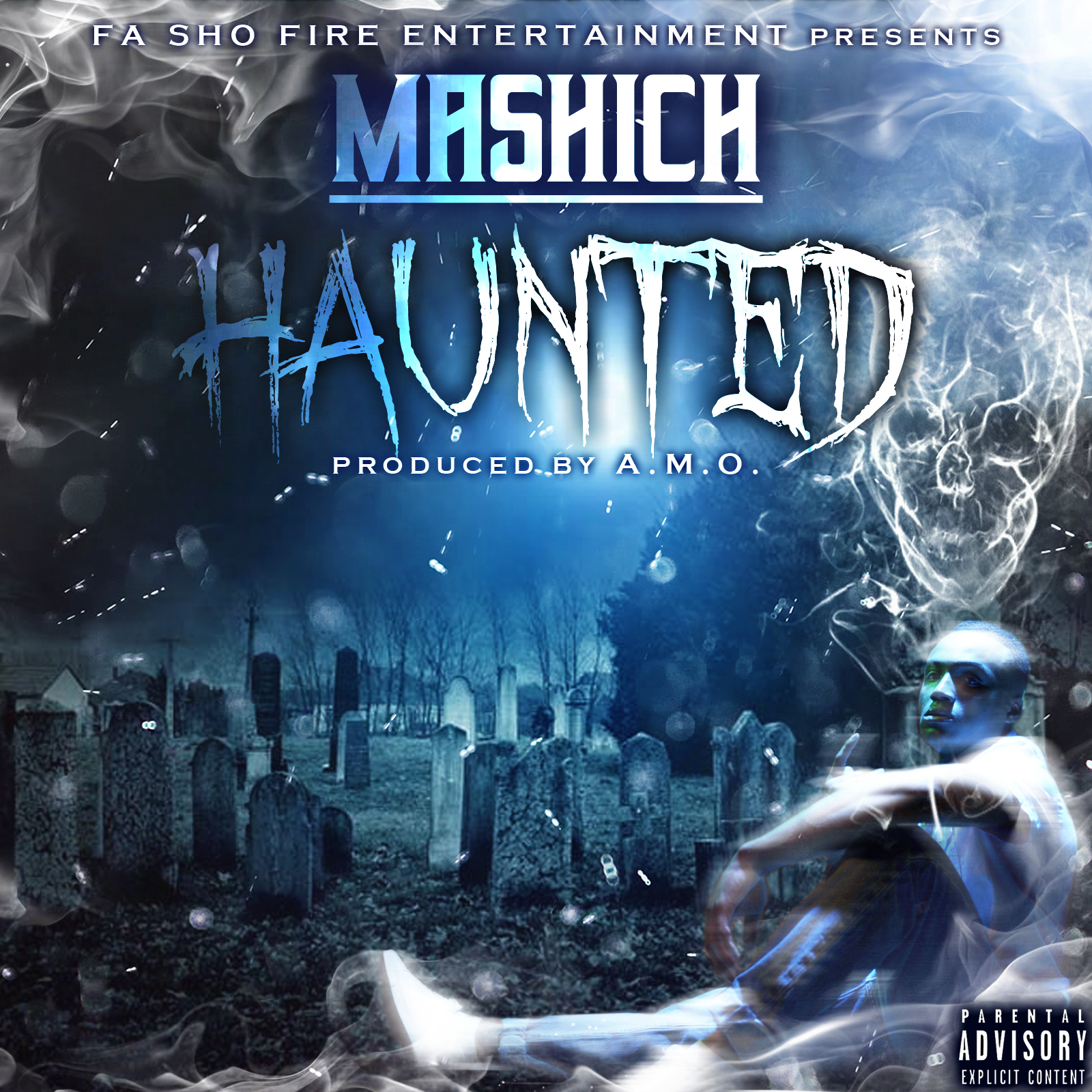 Mashich Haunted for Music Monday
