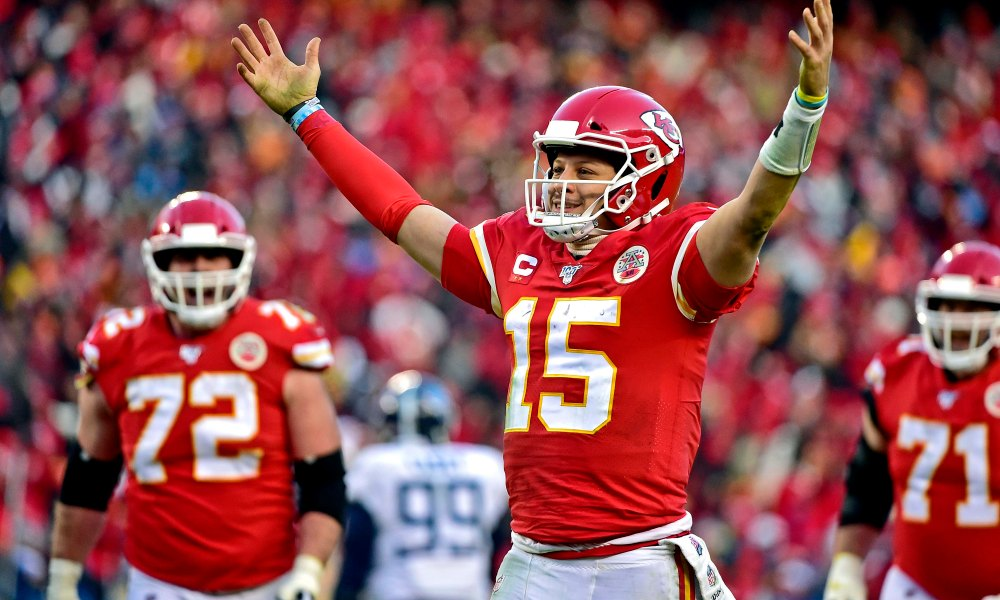 Chiefs Advance to Super Bowl with Win Over Titans