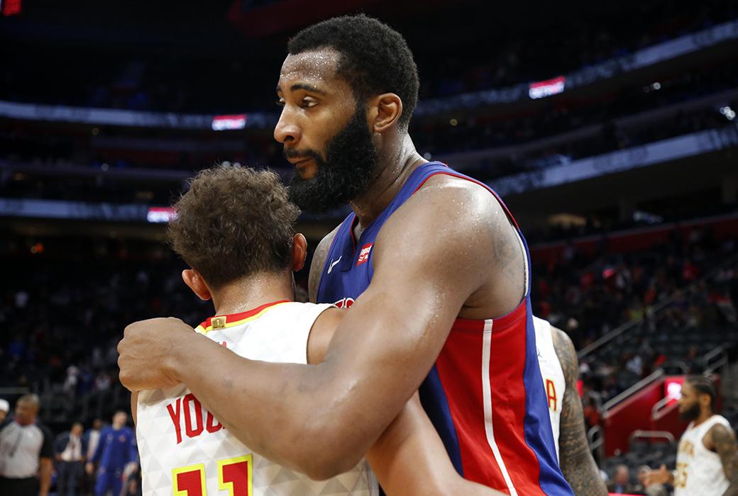 Andre Drummond Atlanta Hawks: Should Atlanta Make the Trade?