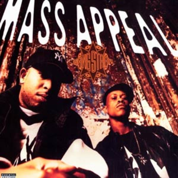 Gang Starr Mass Appeal for Throwback Thursday