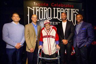 Toyota Salutes Negro Leagues Baseball Centennial