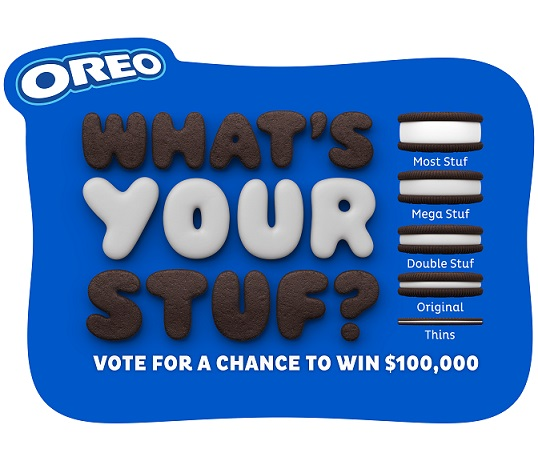 OREO What's Your Stuf Campaign Invades Atlanta