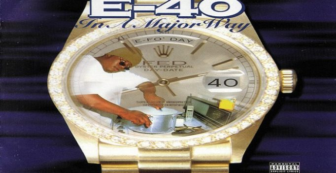 E40 In a Major Way Released 25 Years Ago