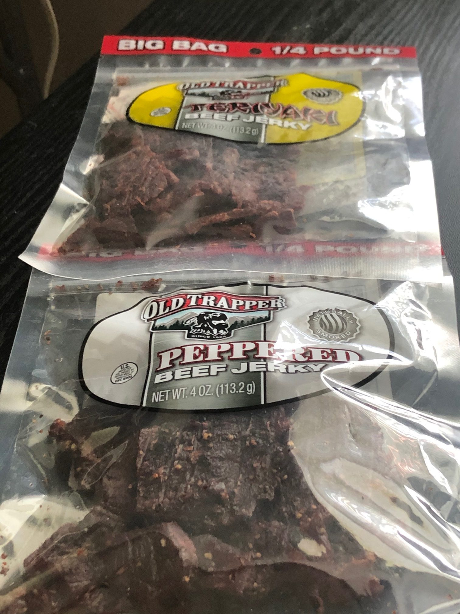 Old Trapper Beef Jerky Is the Perfect Protein Packed Snack
