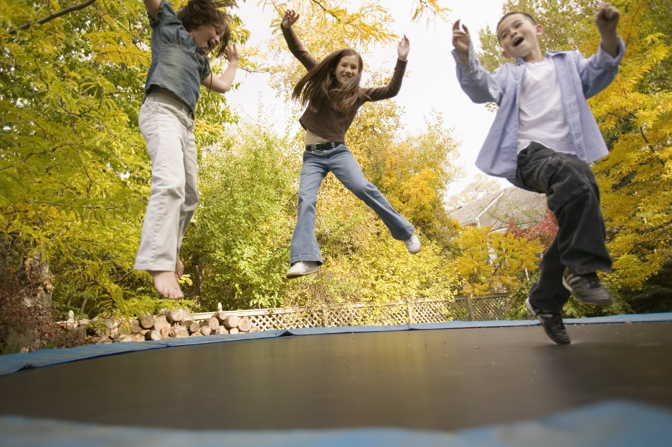 2 Tips When Searching for Affordable Trampolines for Kids