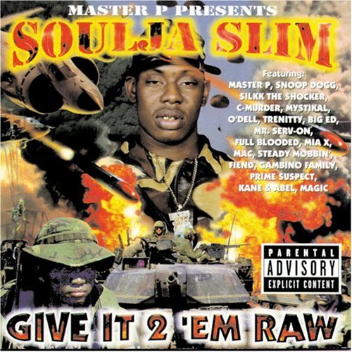 Soulja Slim From What I Was Told for Throwback Thursday