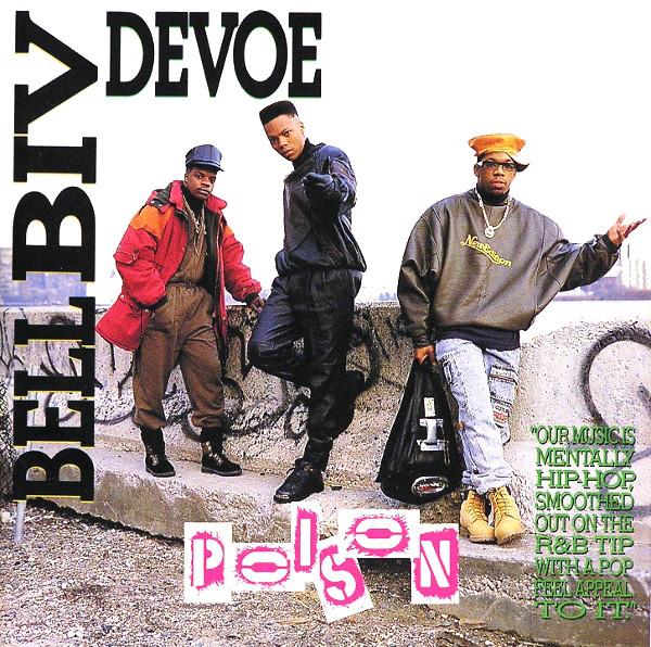 Bell Biv DeVoe Poison for Throwback Thursday