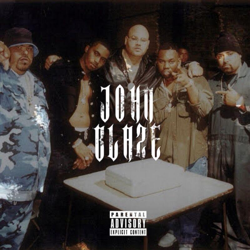 Fat Joe John Blaze for Throwback Thursday