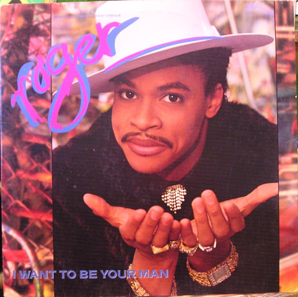 Roger Troutman I Want to Be Your Man for Throwback Thursday