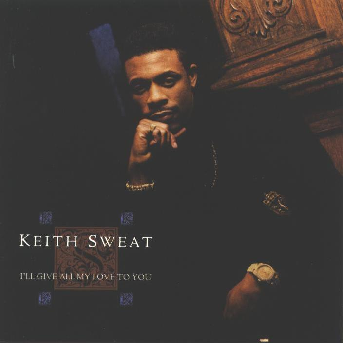 Keith Sweat I'll Give All My Love to You 30 Year Anniversary
