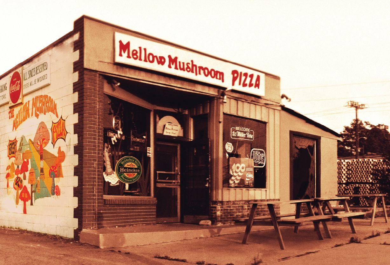 Mellow Mushroom Takes a Trip Through Time for Way Back Wednesdays