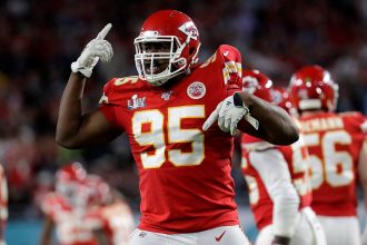 Chris Jones Signs Massive 4 Year Deal with Kansas City