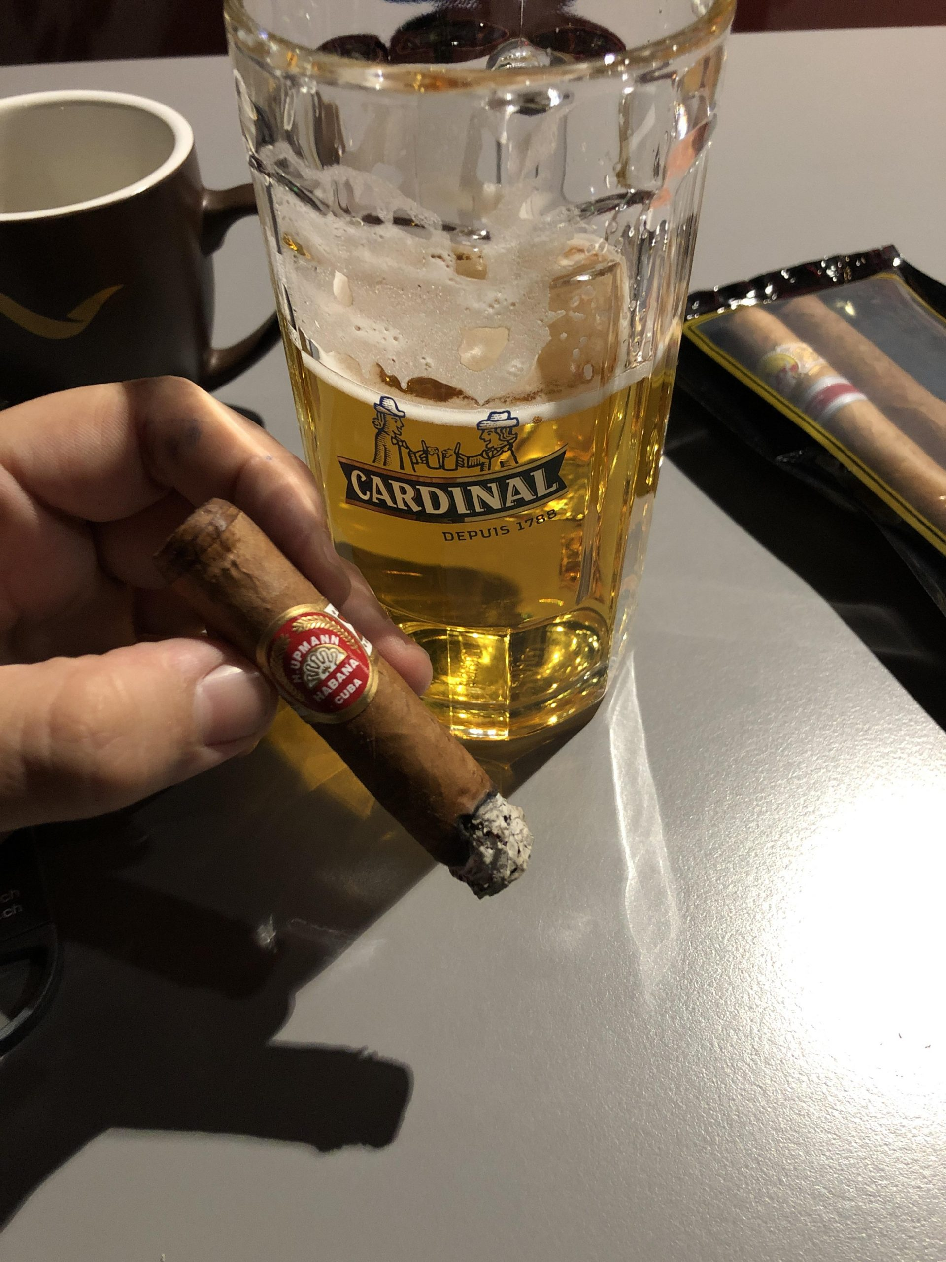 Beer and Cigars: What Makes a Great Pair?