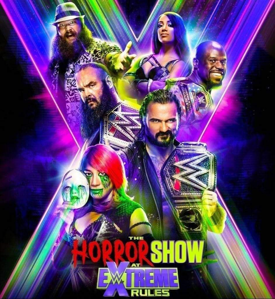 The Horror Show at Extreme Rules PPV Review