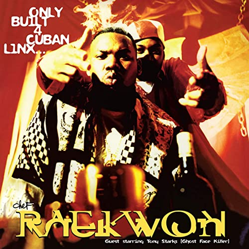 Only Built 4 Cuban Linx Released 25 Years Ago by Raekwon
