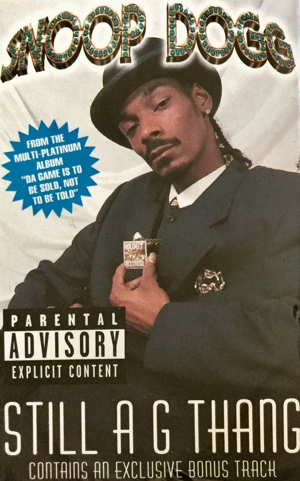 Snoop Dogg Still A G Thang for Throwback Thursday