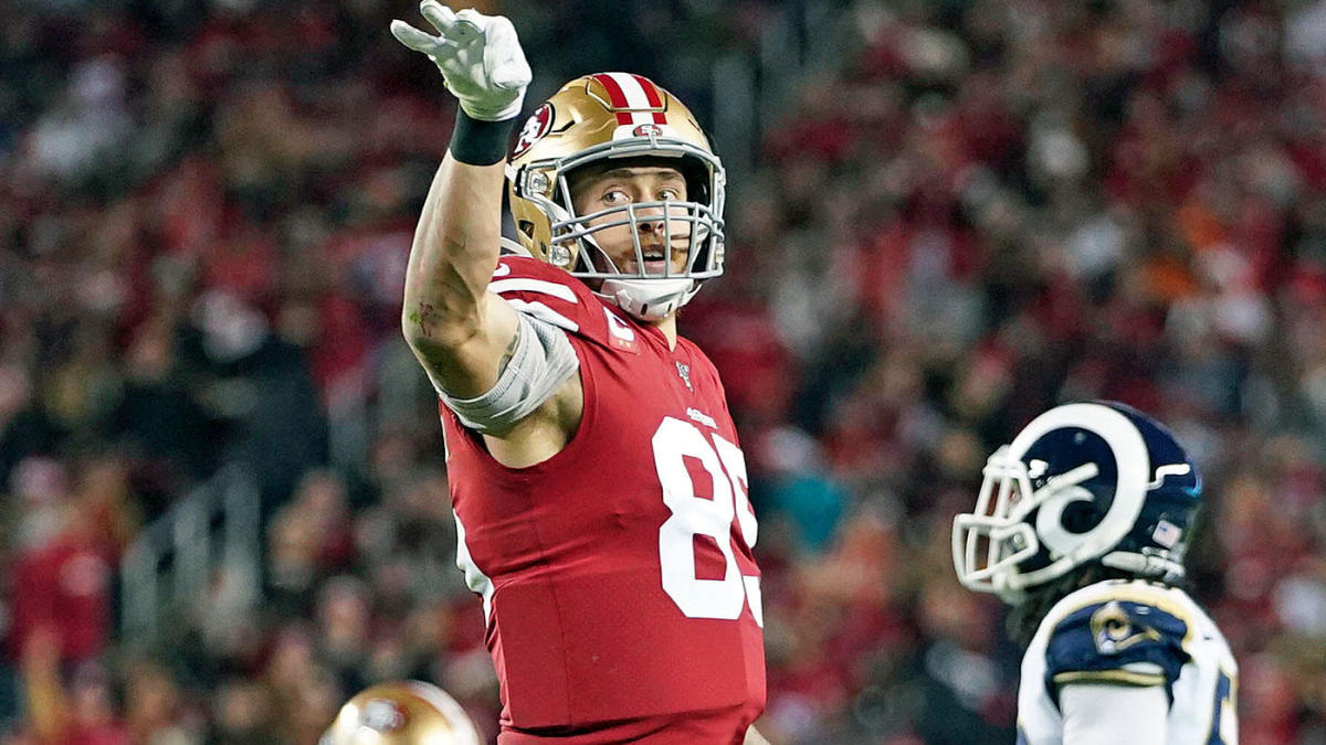 George Kittle Signs 5 Year Extension with San Francisco