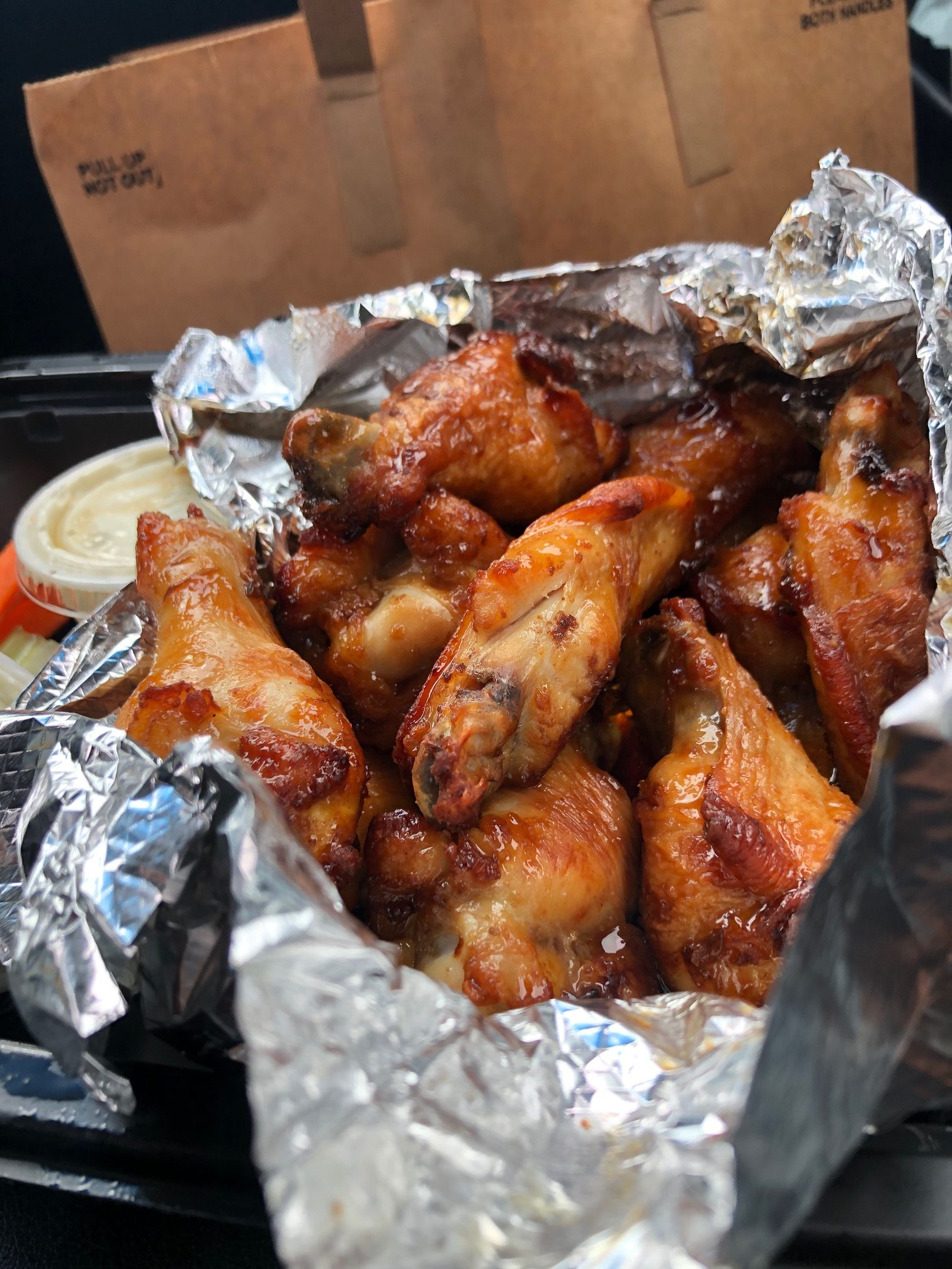 Check Out the Newly Added Wings from Mellow Mushroom