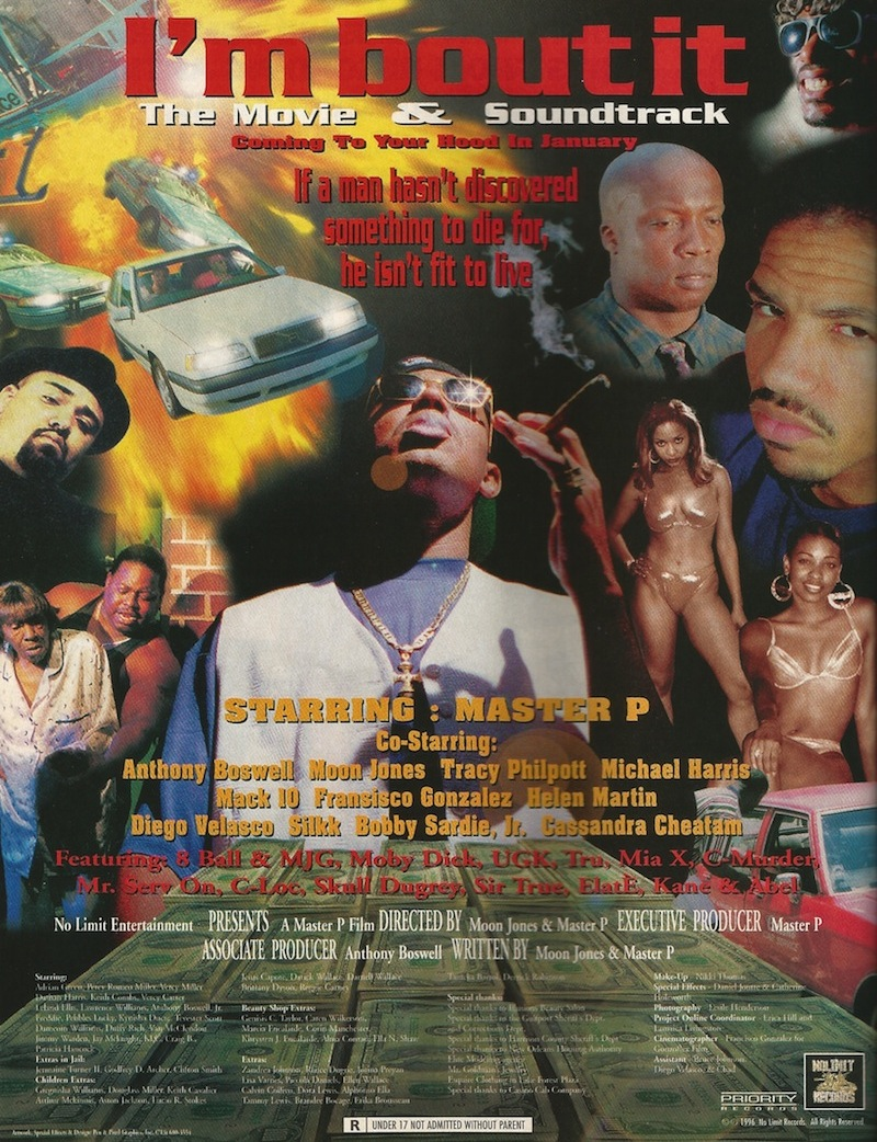If I Could Change Master P From I'm Bout It Soundtrack