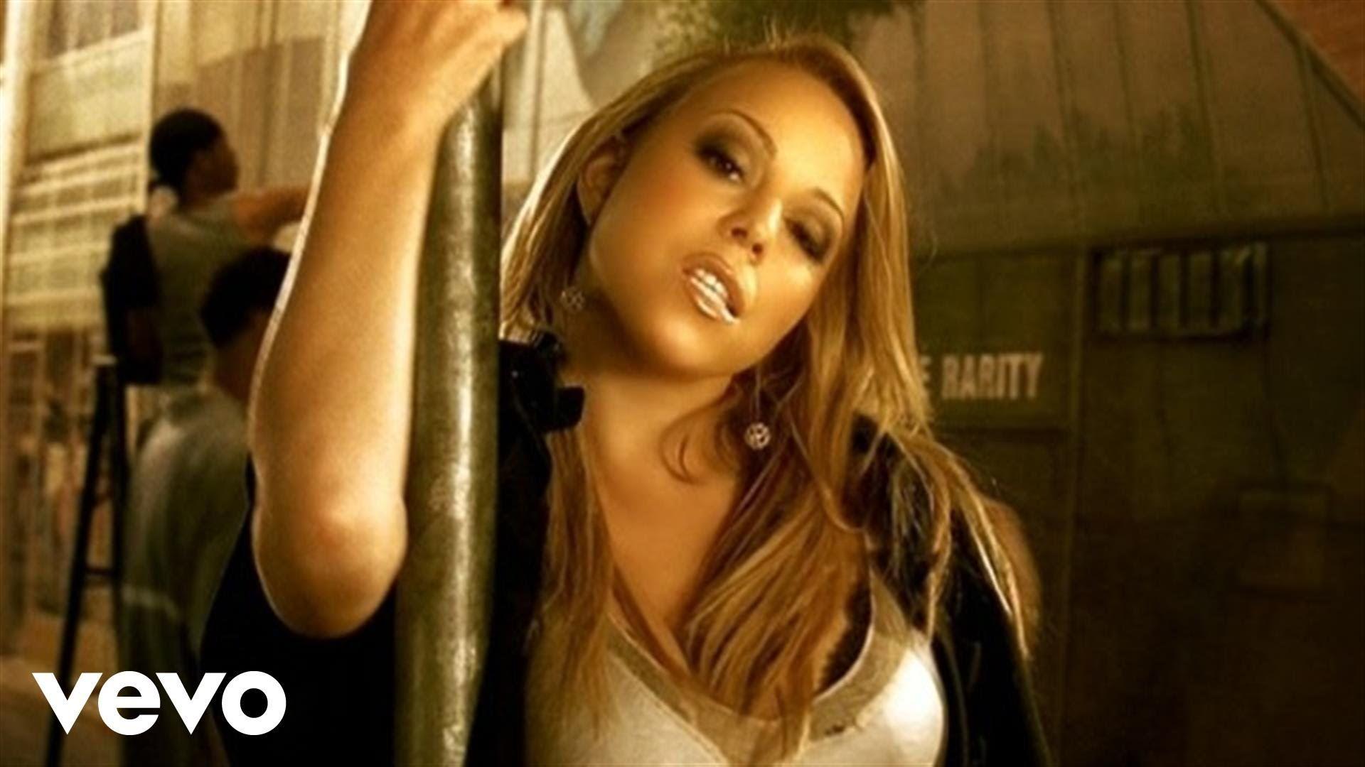 Mariah Carey Shake It Off for Throwback Thursday