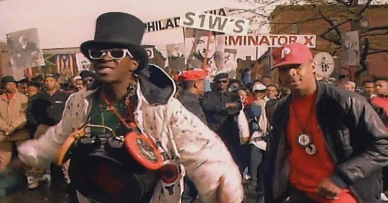 Public Enemy Fight the Power for Throwback Thursday