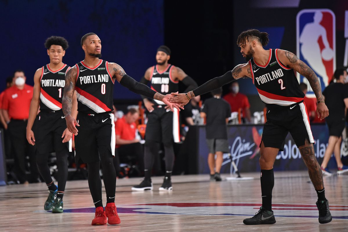The Portland Trailblazers Is the Scariest Team in the NBA Bubble