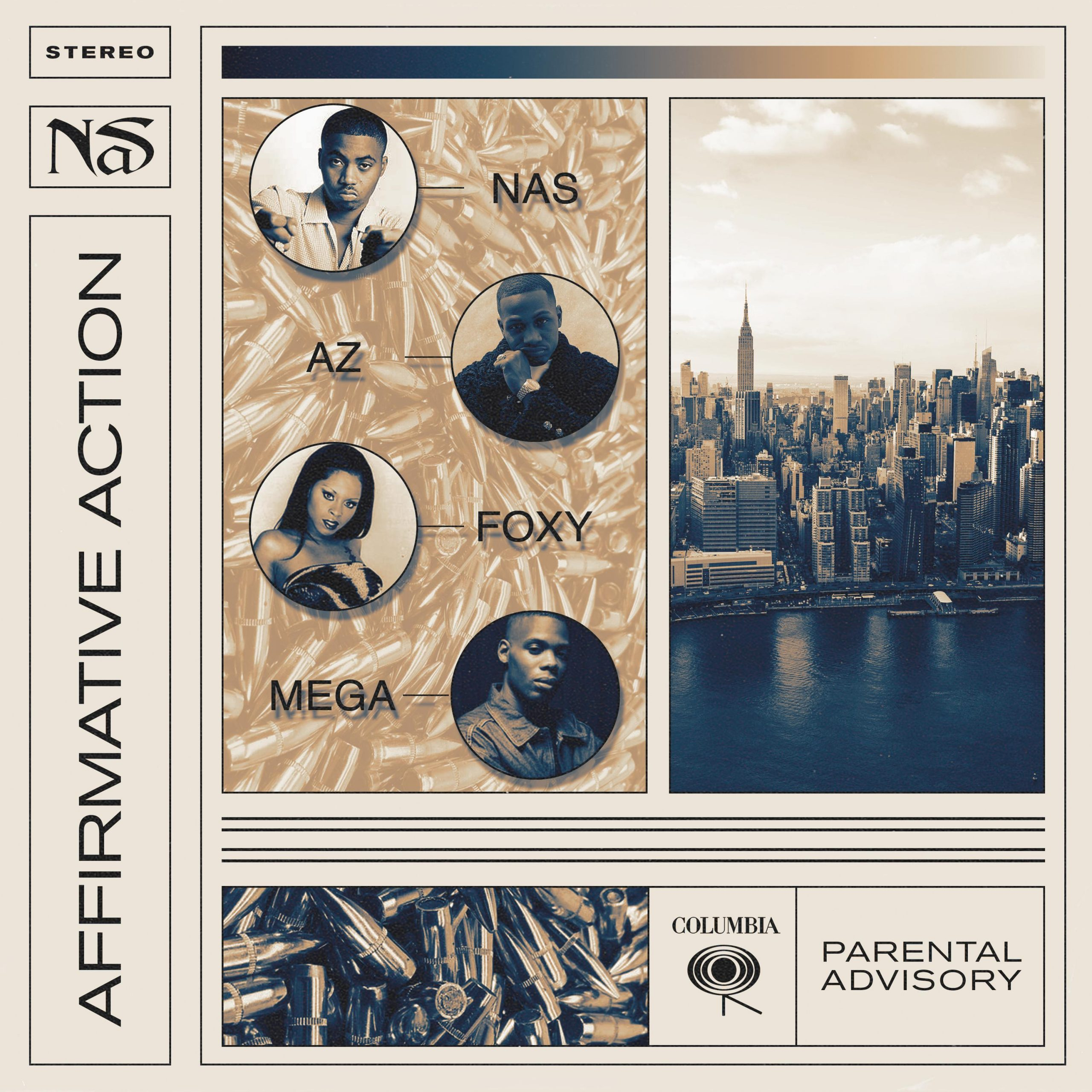 Nas Affirmative Action Featuring the Firm for Throwback Thursday