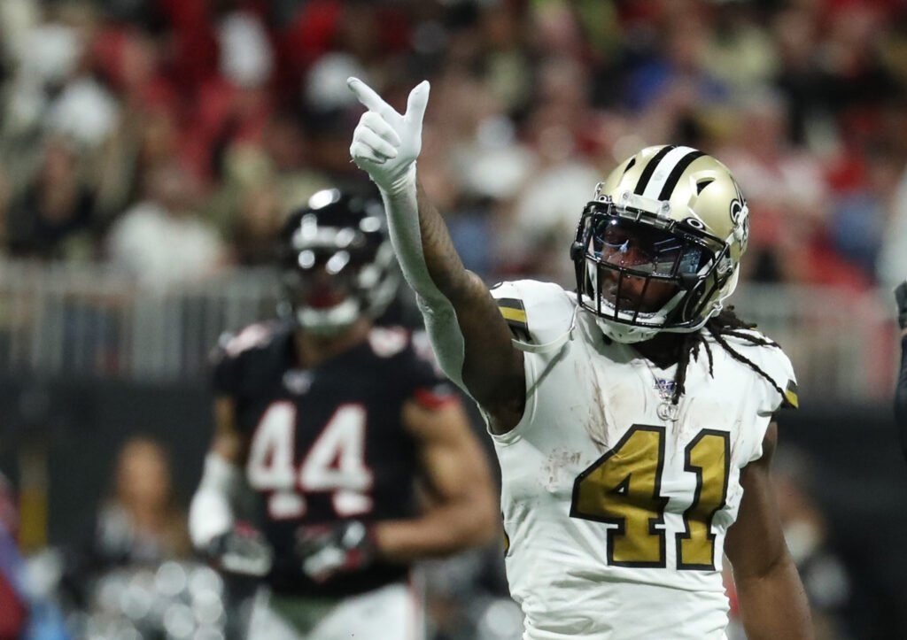 Alvin Kamara Signs 5 Year Extension with New Orleans