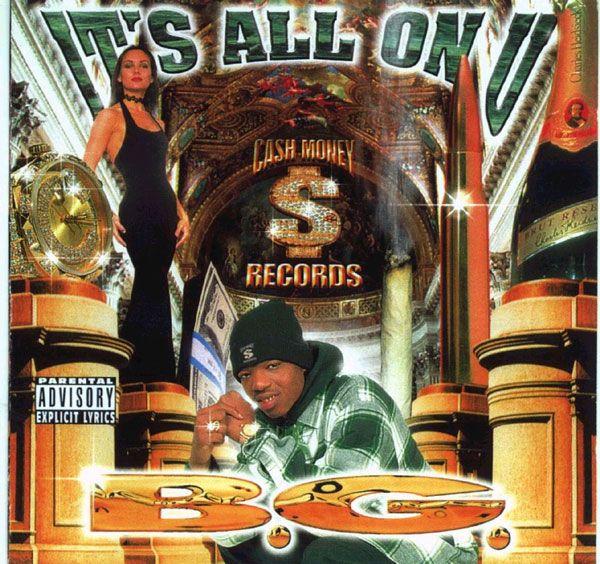 Classic Track B.G. Living Legend for Throwback Thursday