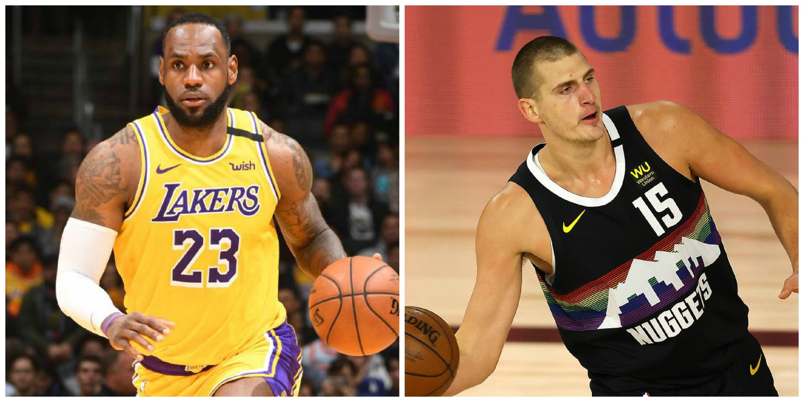 2020 Western Conference Finals Between Lakers and Nuggets