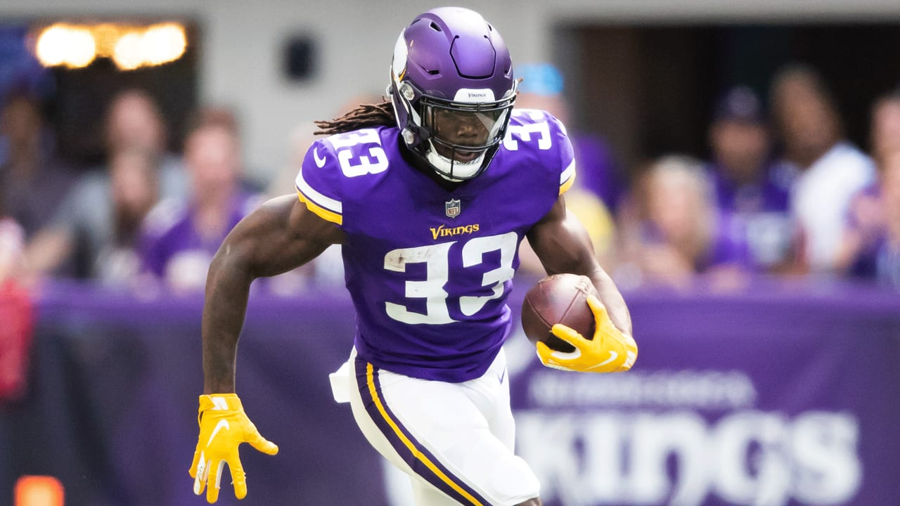 Dalvin Cook Inks 5 Year Extension with Minnesota
