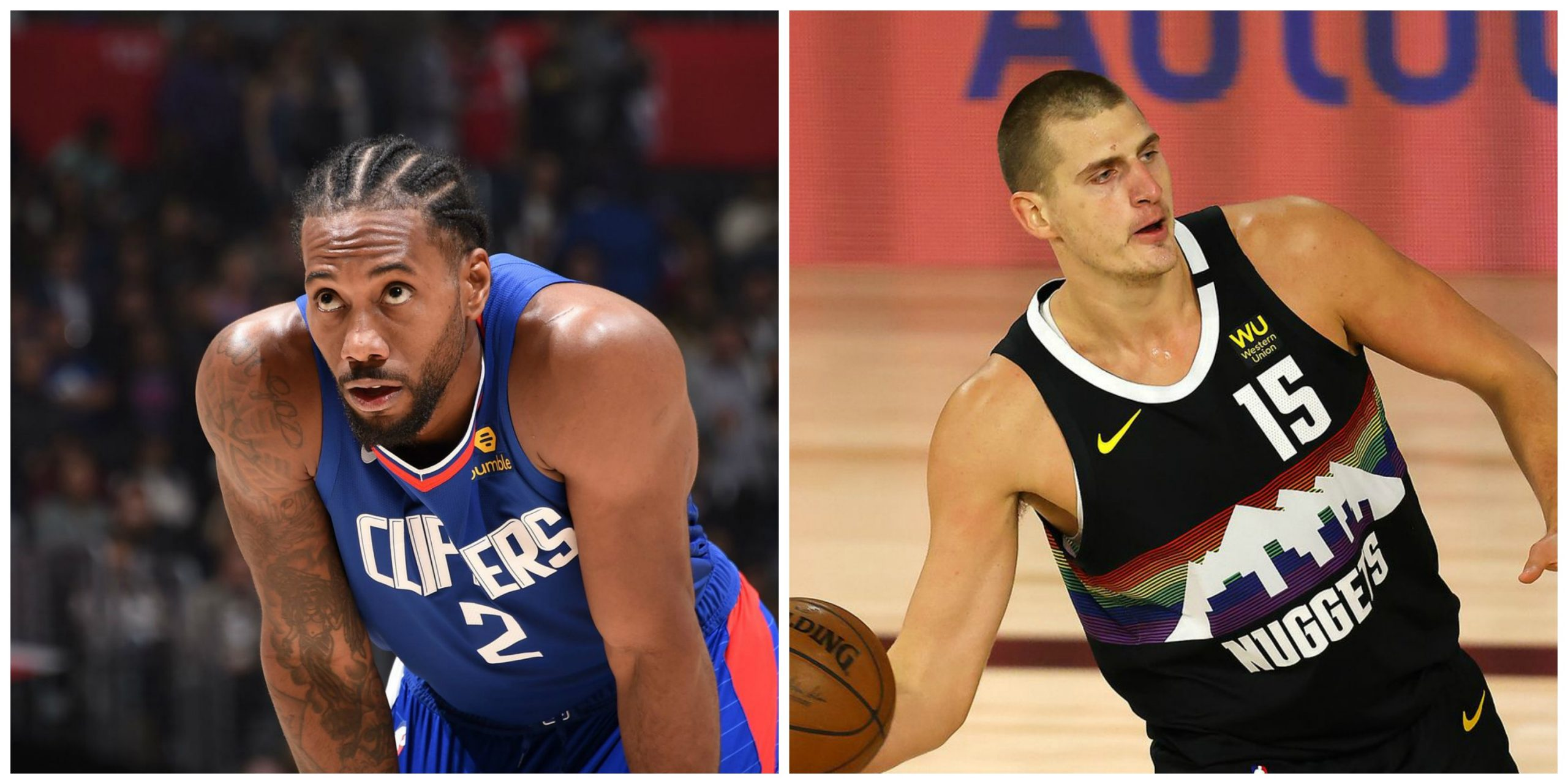 Clippers Versus Nuggets 2020 Western Conference Semifinals