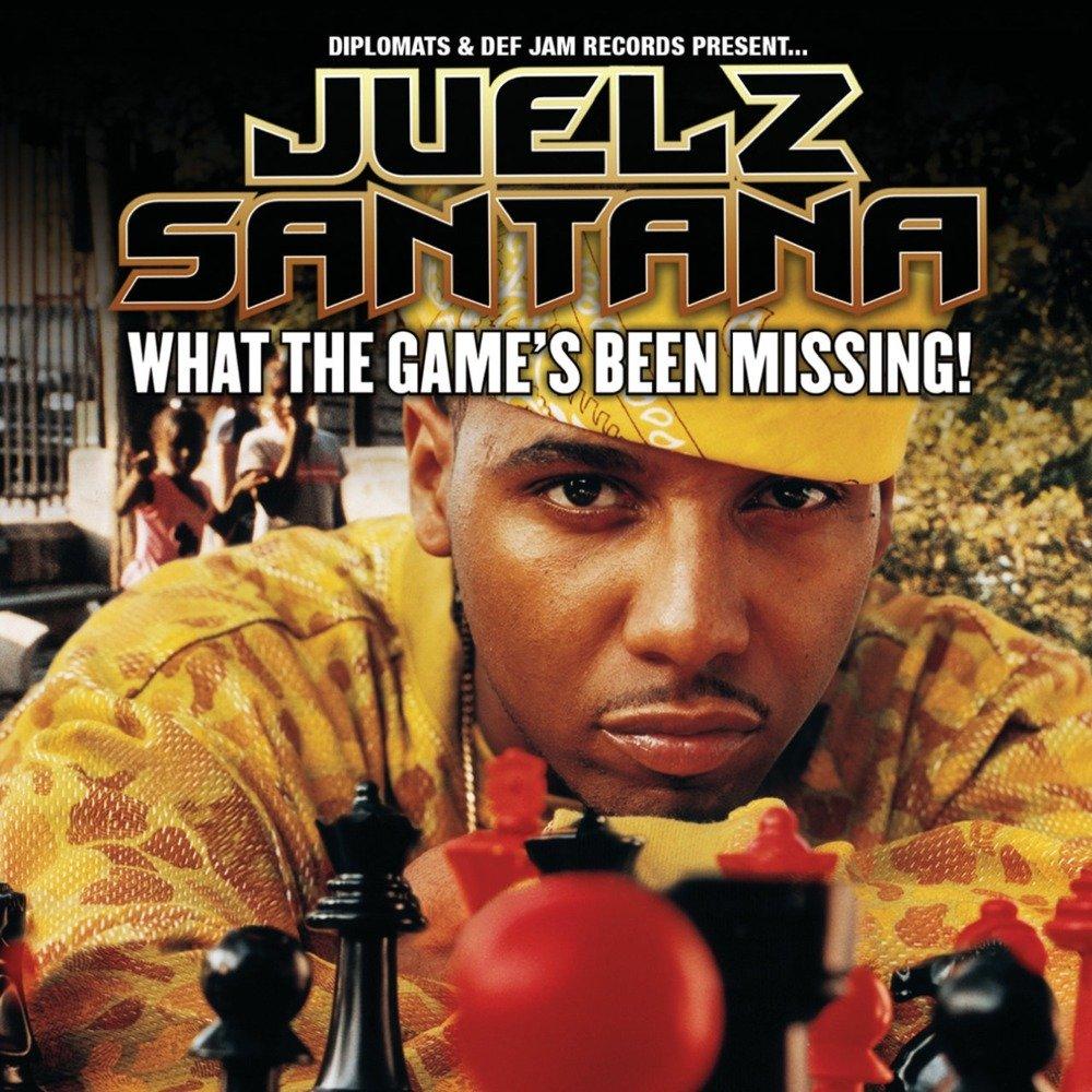 Juelz Santana Mic Check for Throwback Thursday