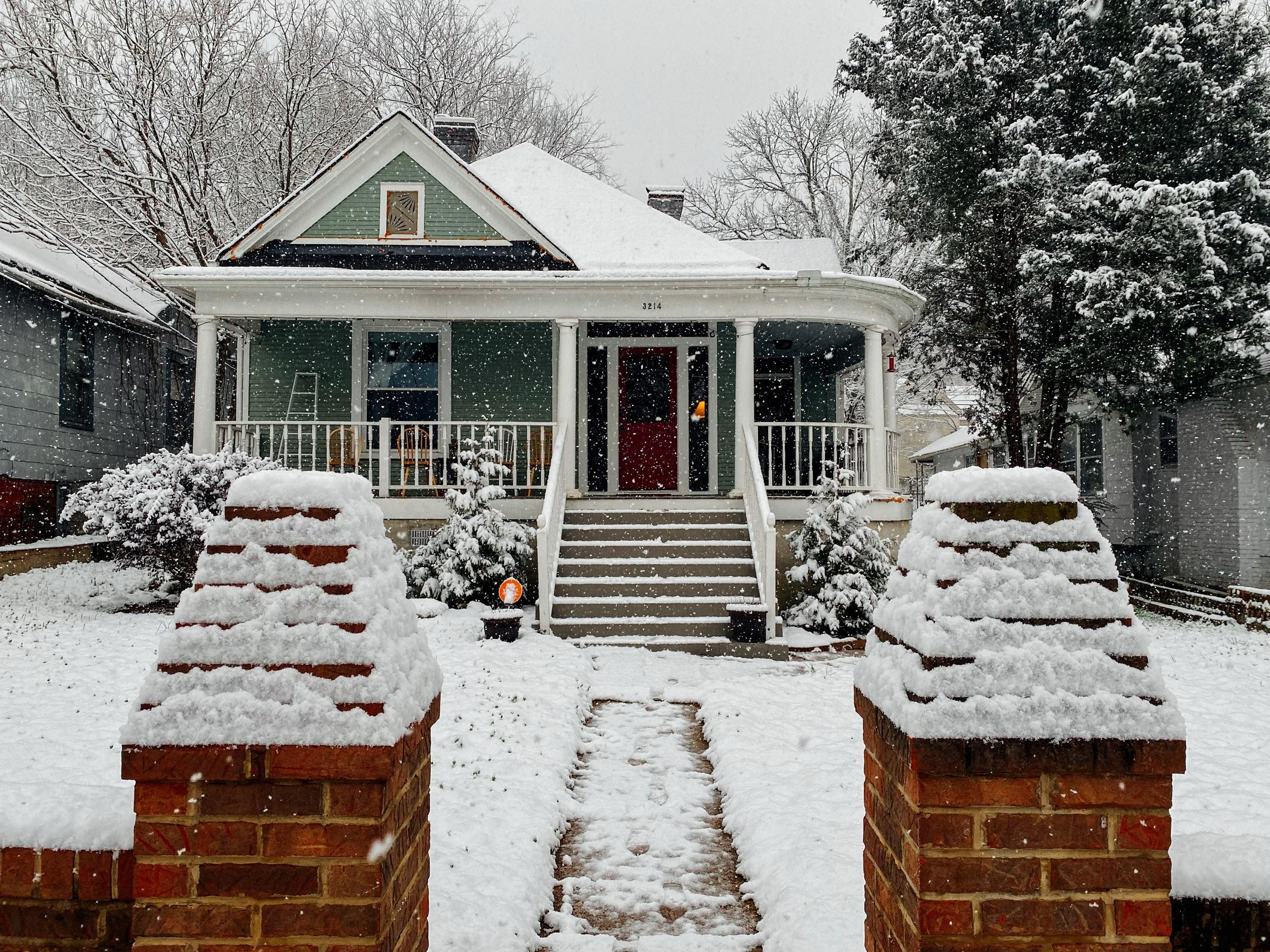 It's Snow Fun: Preparing Your Home For A Snowstorm