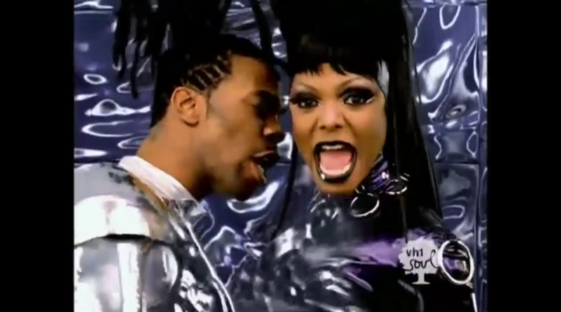 Busta Rhymes What's It Gonna Be with Janet Jackson