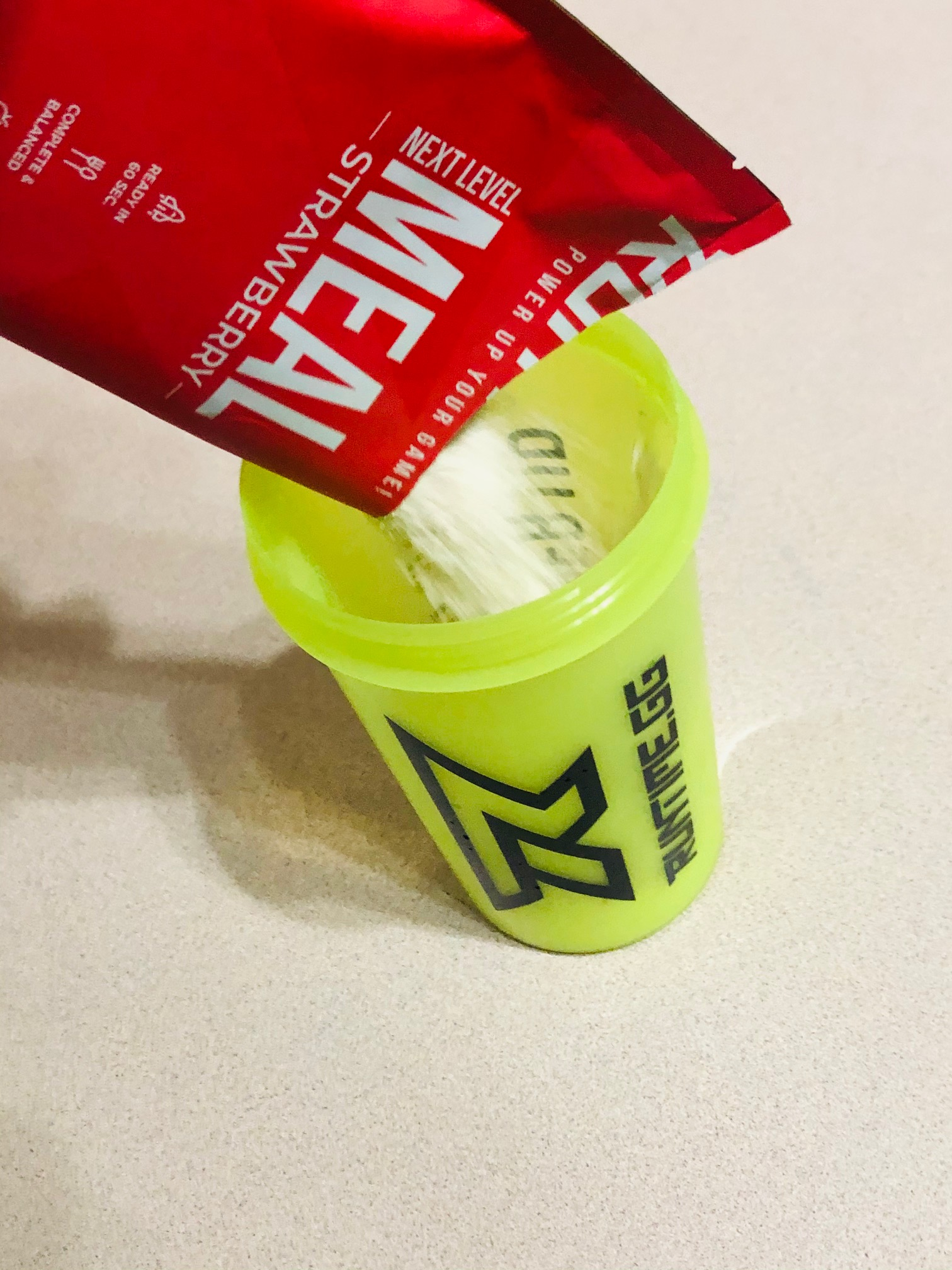 Check Out Meal Replacements and Other Healthy Essentials from Runtime