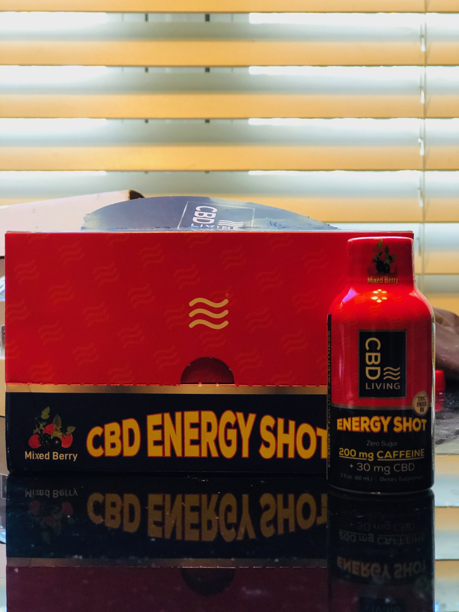 3 Reasons Why You Should Invest in CBD Living Energy Shots