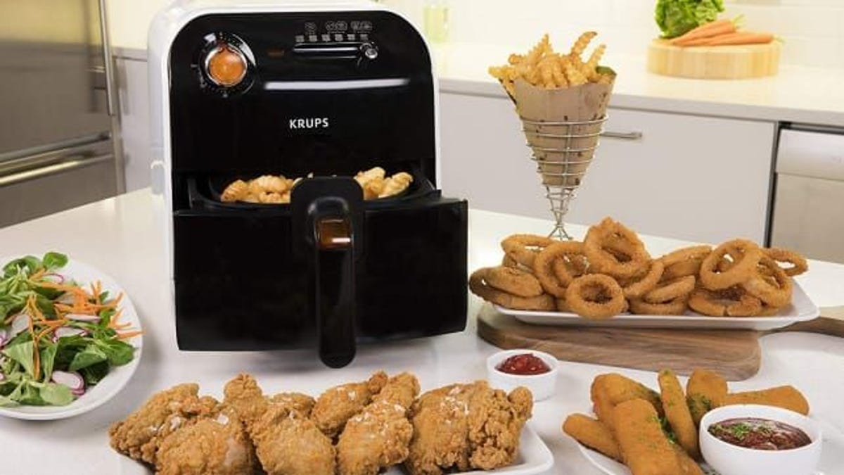 How to Use Your Air Fryer to Prep Appetizers for a Holiday Party