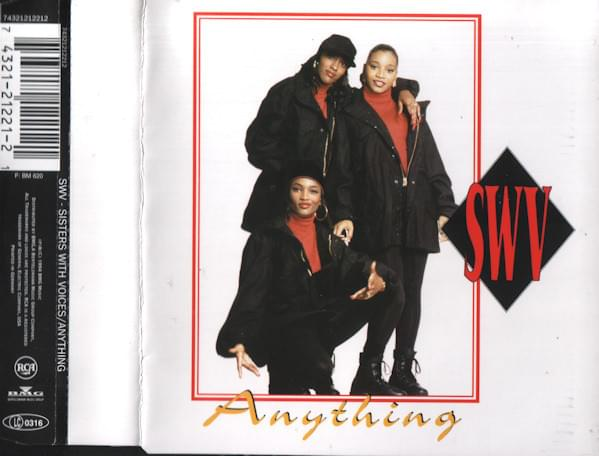 Classic SWV Anything for Throwback Thursday