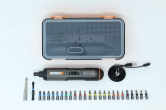 The WORX 4V Screwdriver Makes a Perfect Gift for Anyone